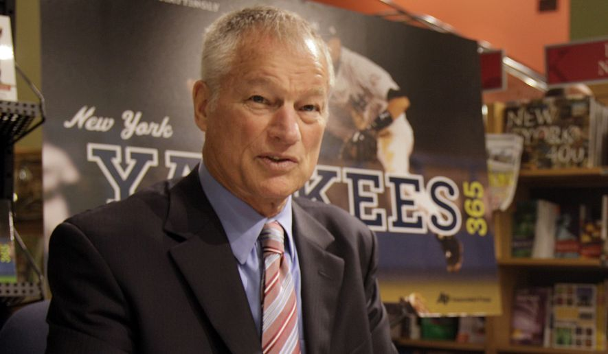 BREAKING: Jim Bouton, Yankees pitcher and 'Ball Four' author, dies at 80 https://www.washingtontimes.com/news/2019/jul/10/jim-bouton-dies-80/…