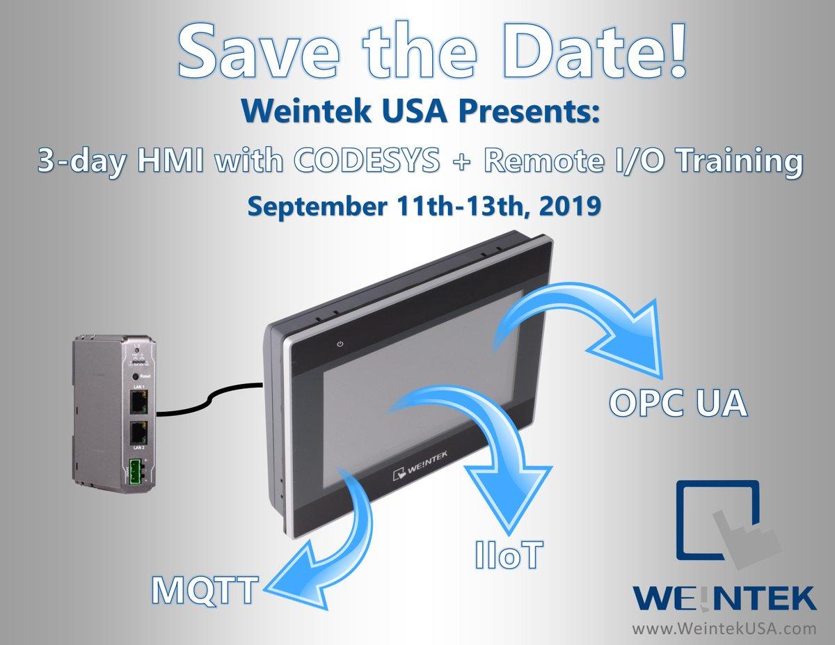 Weintek USA, Inc  (@WeintekUSA) | Twitter