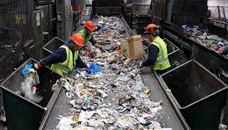 Image result for Boston aims for 80% recycling rate by 2035, plans organics pilot