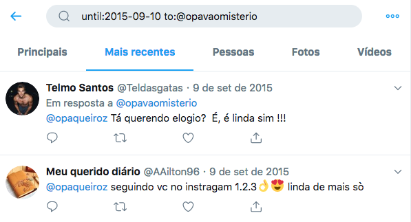 Canhoteiros on Twitter