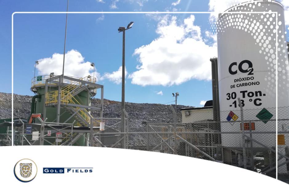 En #GoldFields contamos con una planta de agua de tecnología C02 que regula el PH del agua proveniente de nuestros procesos, dejándola con una calidad que cumple los estándares que exige la ley. #NuestraOperación #Agua #Hualgayoc #MineríaResponsable #Tecnología #Cajamarca