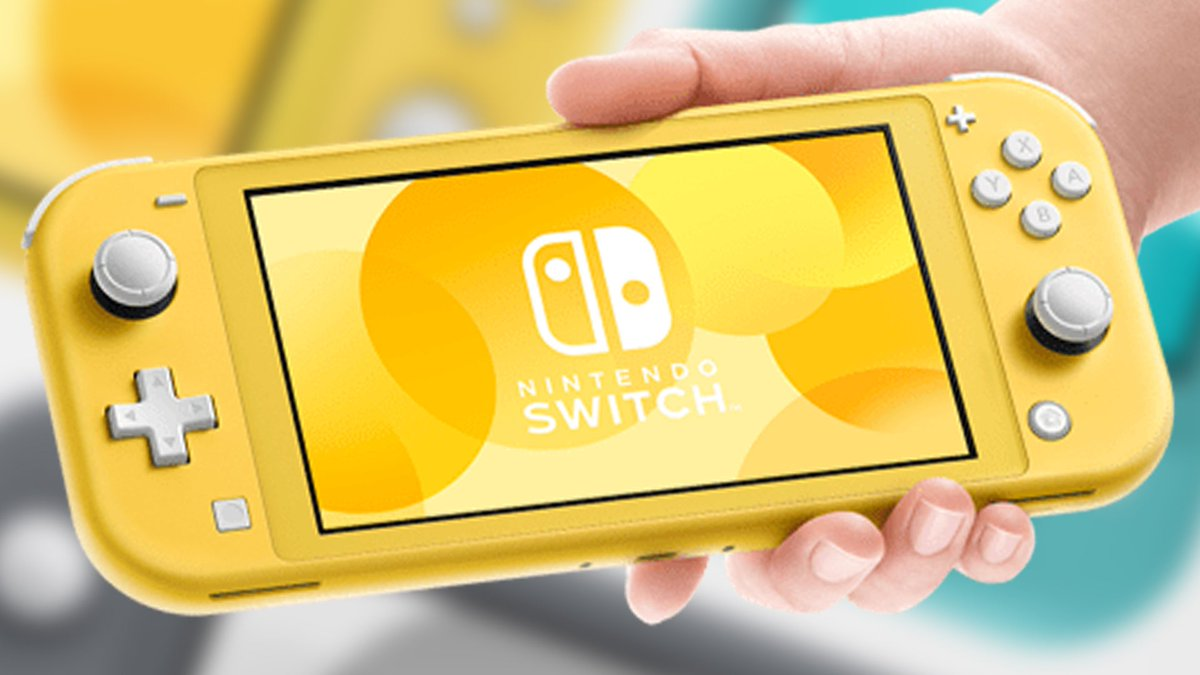 ICYMI: Here are 5 differences between the original Nintendo Switch, and the new Nintendo Switch Lite.