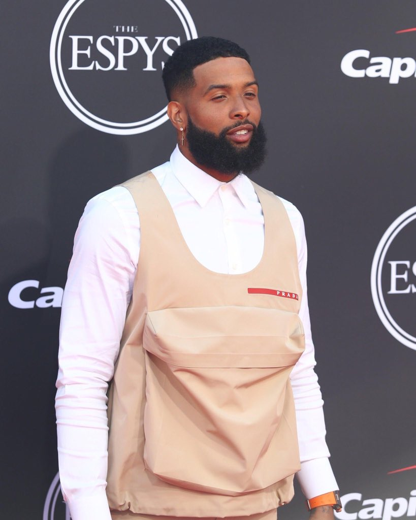 I knew Odell's fit looked familiar