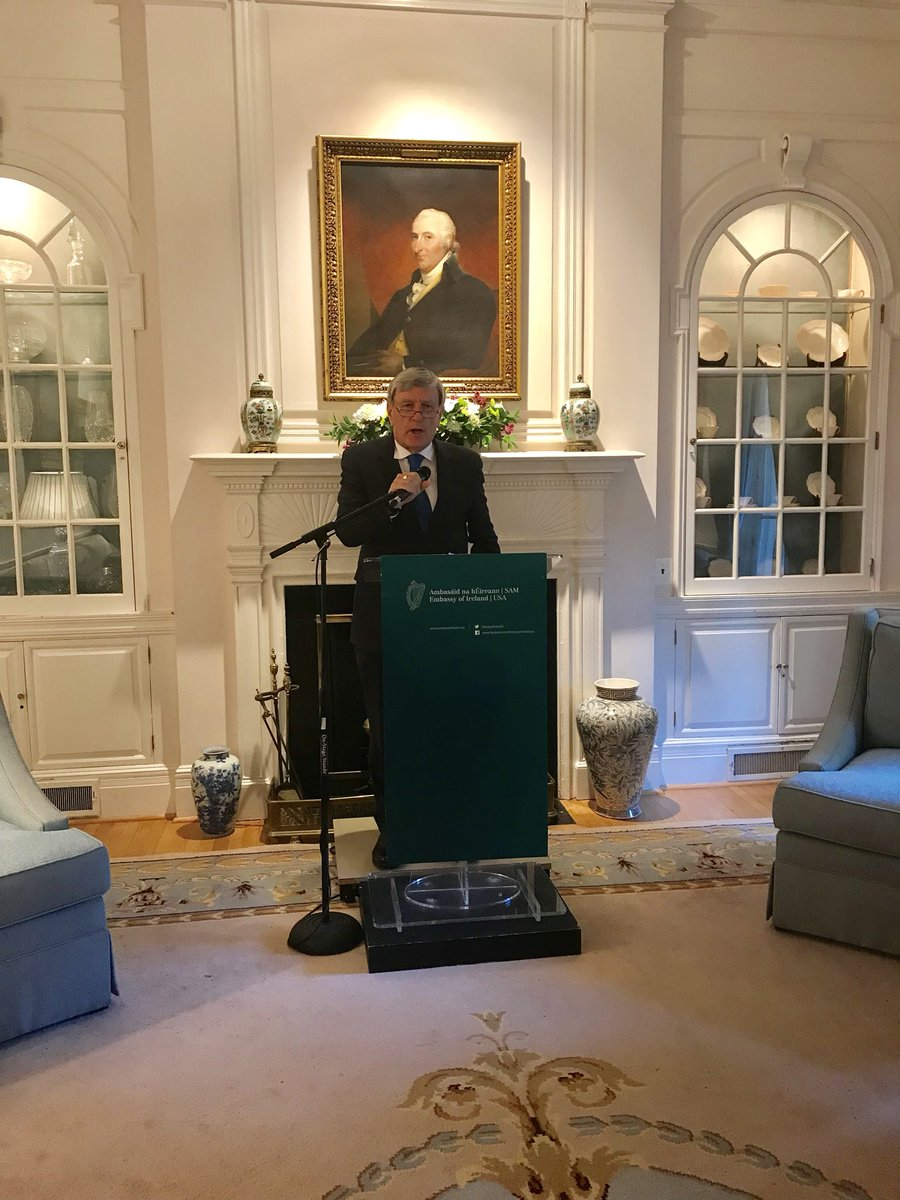 Media Tweets by Embassy of Ireland USA (@IrelandEmbUSA
