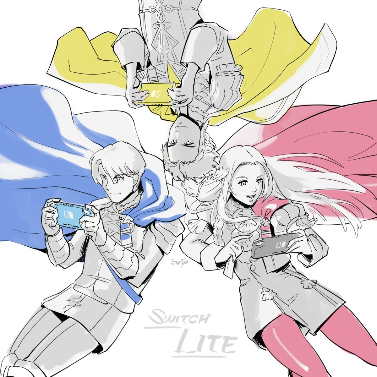 #SwitchLite #FE3H from yt comment:  https://www. youtube.com/watch?v=59yuBF RSZdg&lc=UgzbZObdoqvvoLaQ-Q94AaABAg  … <br>http://pic.twitter.com/7n3wqu9id2