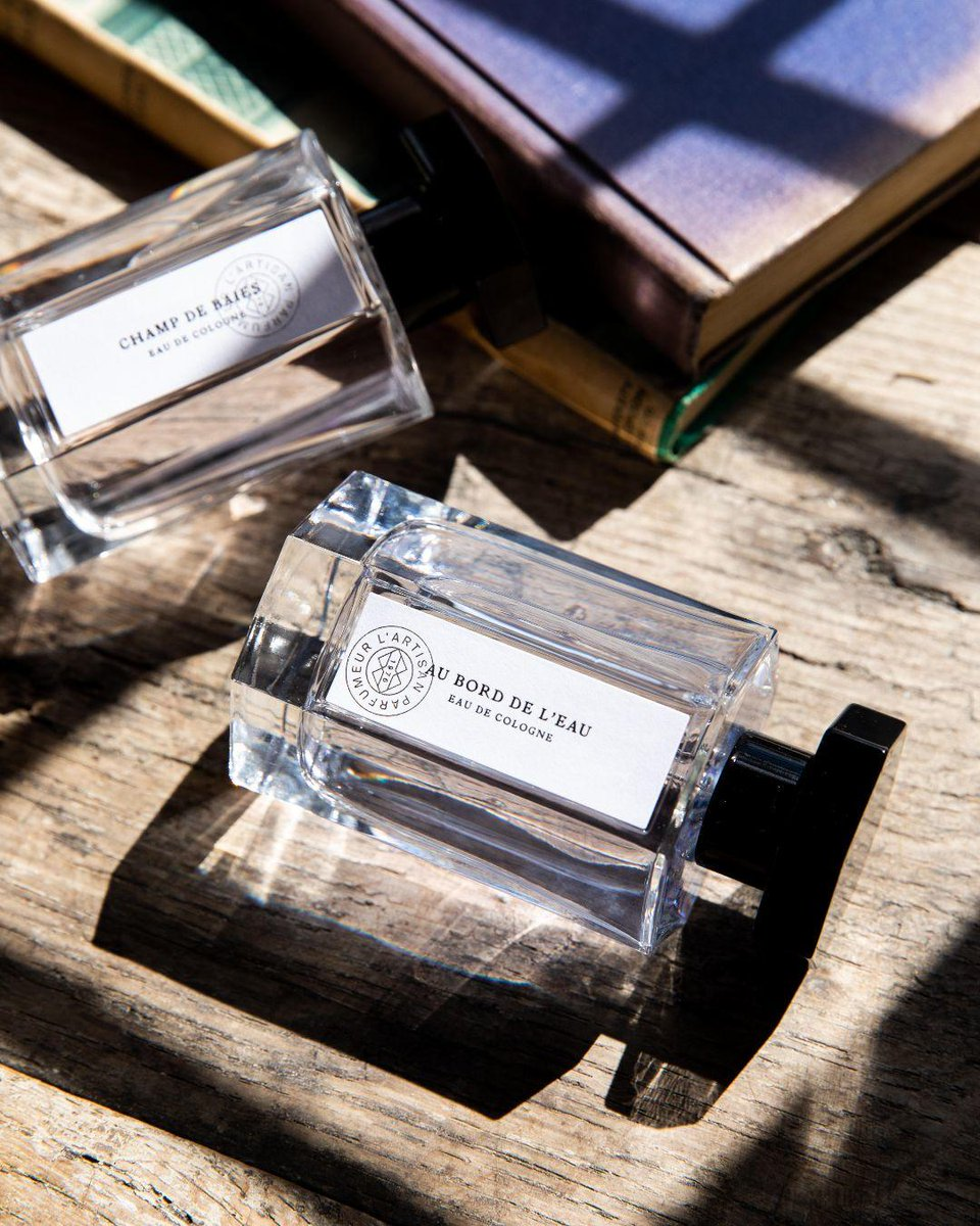 Full of water and light, L'Artisan Parfumeur's Colognes leave a trace of fresh, floral and solar scents inspired by nature in their wake. https://t.co/lvuexh3HMx https://t.co/Q2R6enitNR