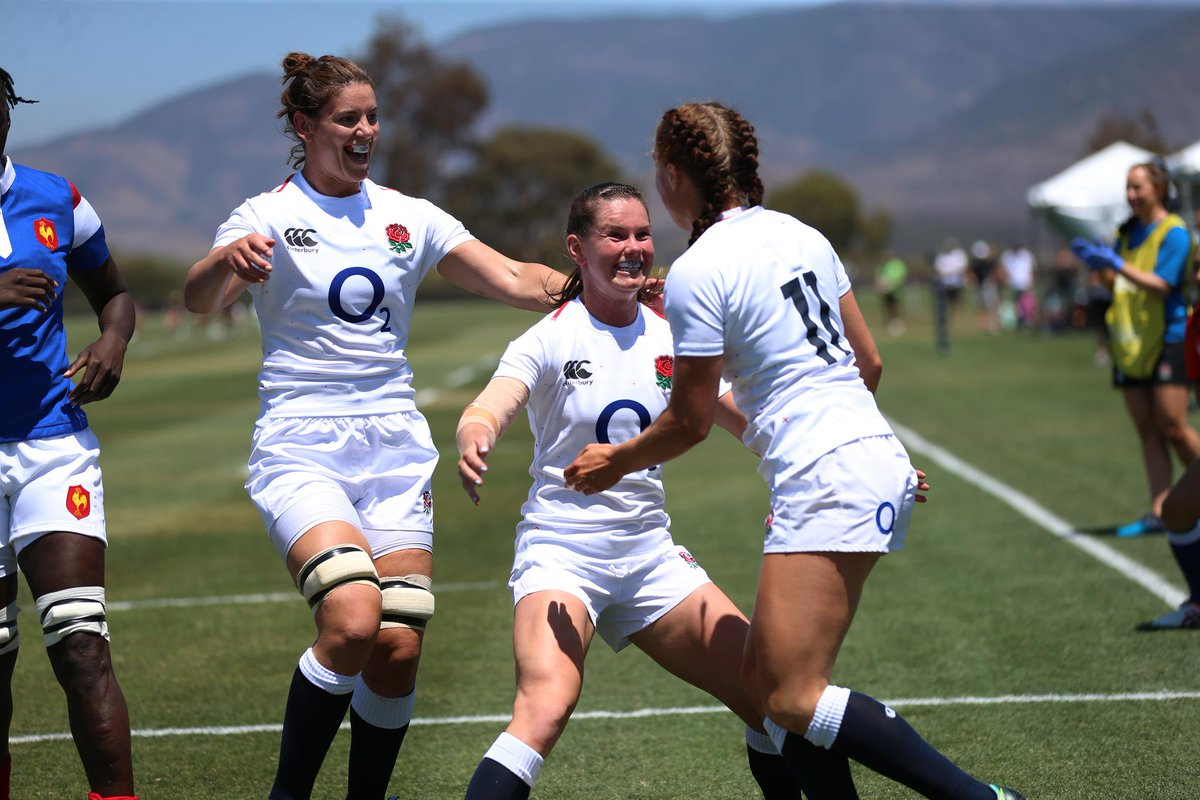 test Twitter Media - #ICYMI 🏴 @EnglandRugby secured an important win over @FranceRugby 🇫🇷 in the #SuperSeries2019 last night.  🏉 A late @EmilyScarratt penalty secured a 20-18 victory for the #RedRoses 🌹  📺 Catch up on highlights 👉 https://t.co/0AEu3QYLRH https://t.co/fFGA3nagKU