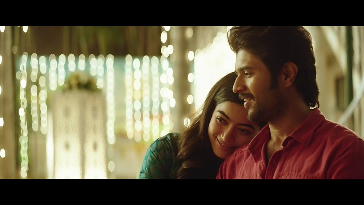 Another Lip-Lock for VD with Rashmika Mandanna!