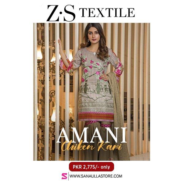 53ac84f2cd #Amani #ChikenKari by #ZS textiles Order now: https://i.sanaulla.me/ZS-Chikenkari  #Festive #Sanaulla #Shoponline #Chikenkari #Brands #Designerdress ...