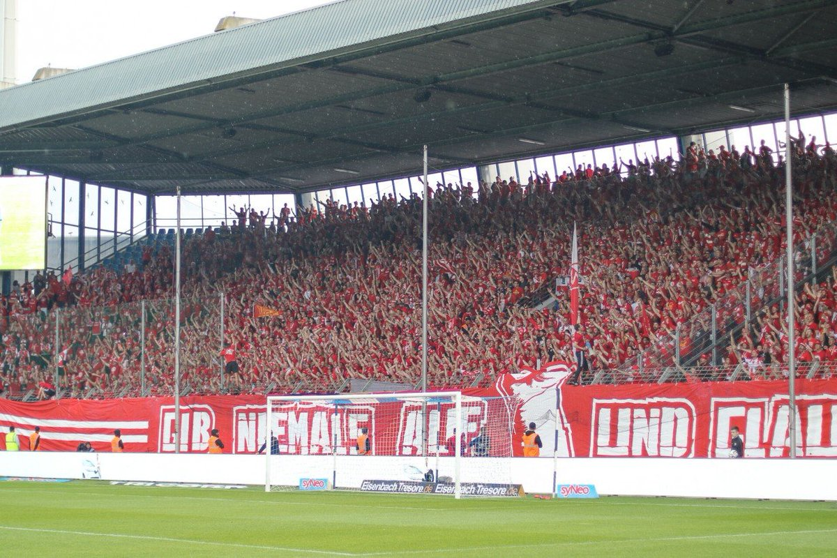 1. FC Union Berlin @fcunion