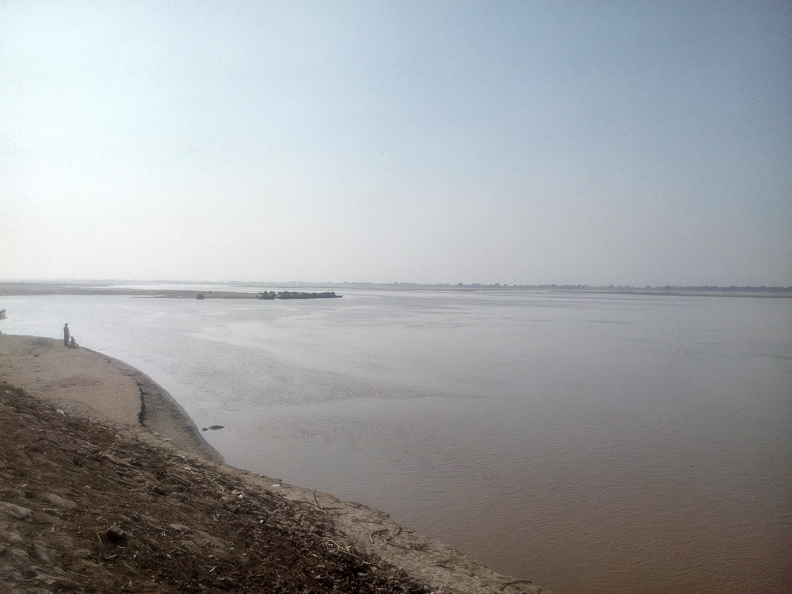 Head Panjnad: River Chenab