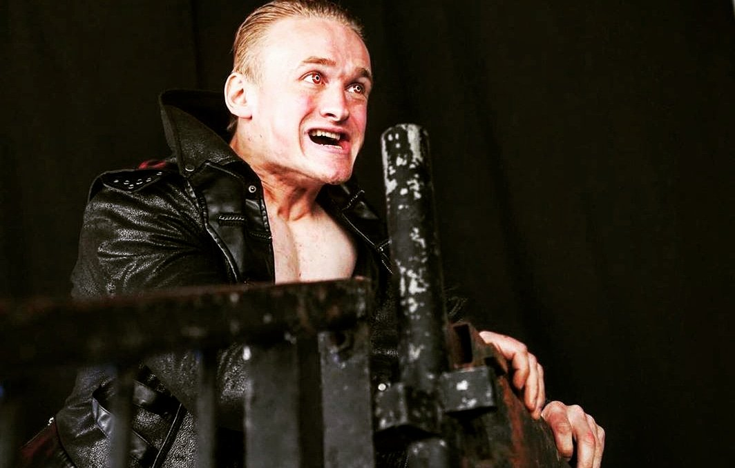 Dont miss #UNBESIEGBAR vs @AshtonSmith_WWEThe latest episode of #NXTUK @WWENetwork