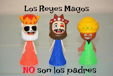 Contarles la verdad a los niños desde el principio sobre los #ReyesMagos por no mentirles, ocasionan que sean los #niños los que tengan que mentir a sus #amigos, compañeros o familiares. ¿Qué opinas? http://blgs.co/94p1M2