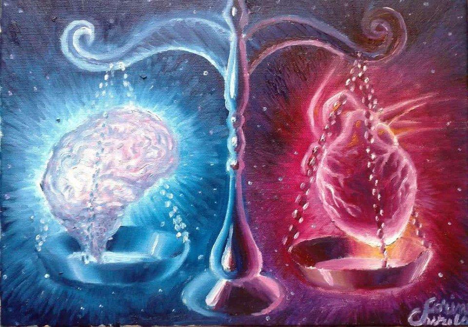 Картинка сердце и разум
