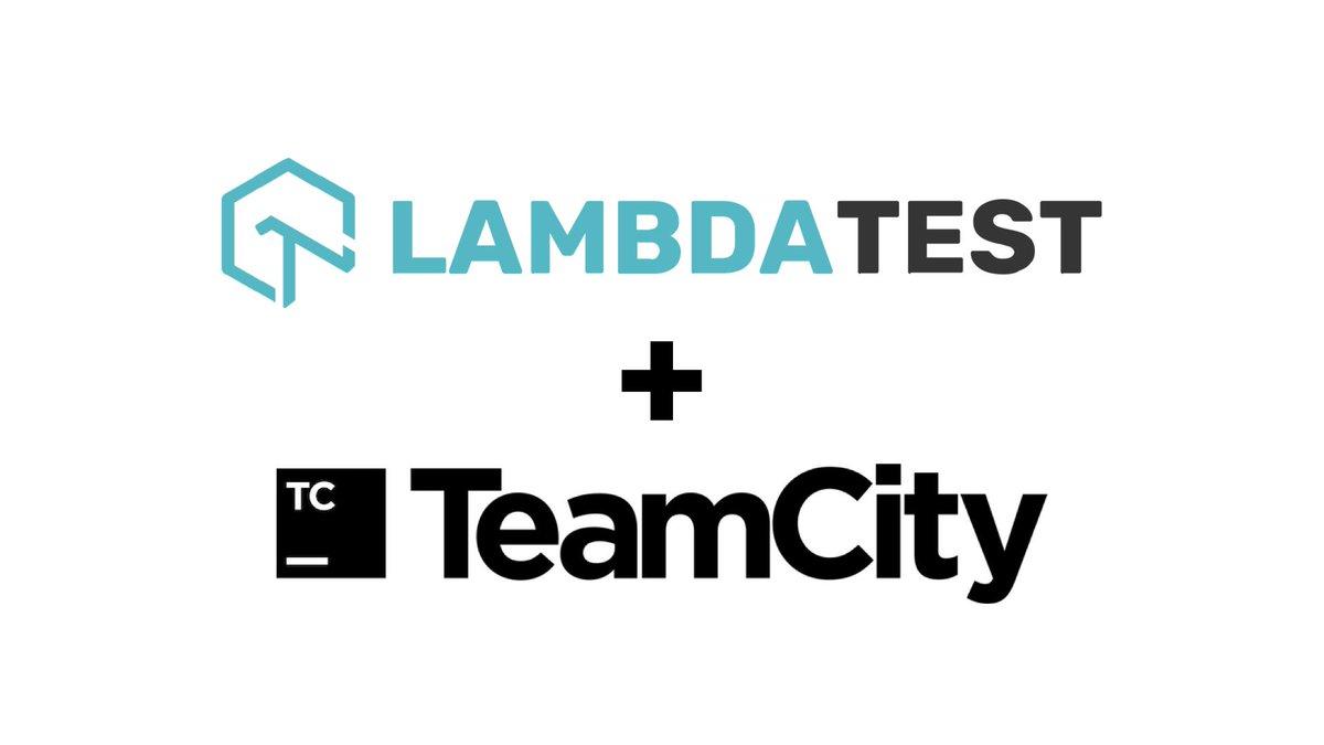 JetBrains TeamCity (@teamcity)   Twitter