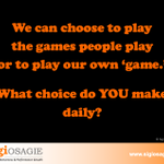 Image for the Tweet beginning: We should each play our