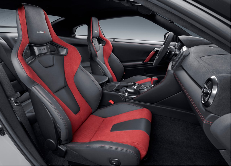 Recaro On Twitter Recaro And Nissan Have A Long Relationship In Many Gt R Models Recaro Seats Are Available Among Others The Gt R Nismo Model Year 2020 The Sporty Black Red Bucket Seats Give