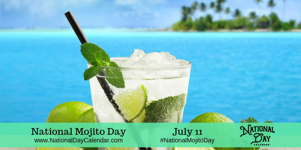 #NationalMojitoDay - Need we say more? Perhaps simply to say, please celebrate responsibly.  http://ow.ly/xv2y50uXTvG
