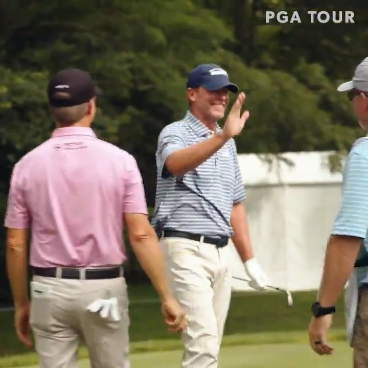 Steve Stricker makes hole-in-one, celebrates in extremely Steve Stricker fashion