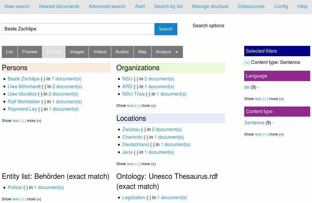 Open Semantic Search (@OpenSemSearch) | Twitter