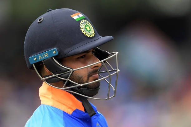 Rishabh Pant featured in four games in the 2019 World Cup, scoring just 116 runs.(Credits: Twitter/ Rishabh Pant)