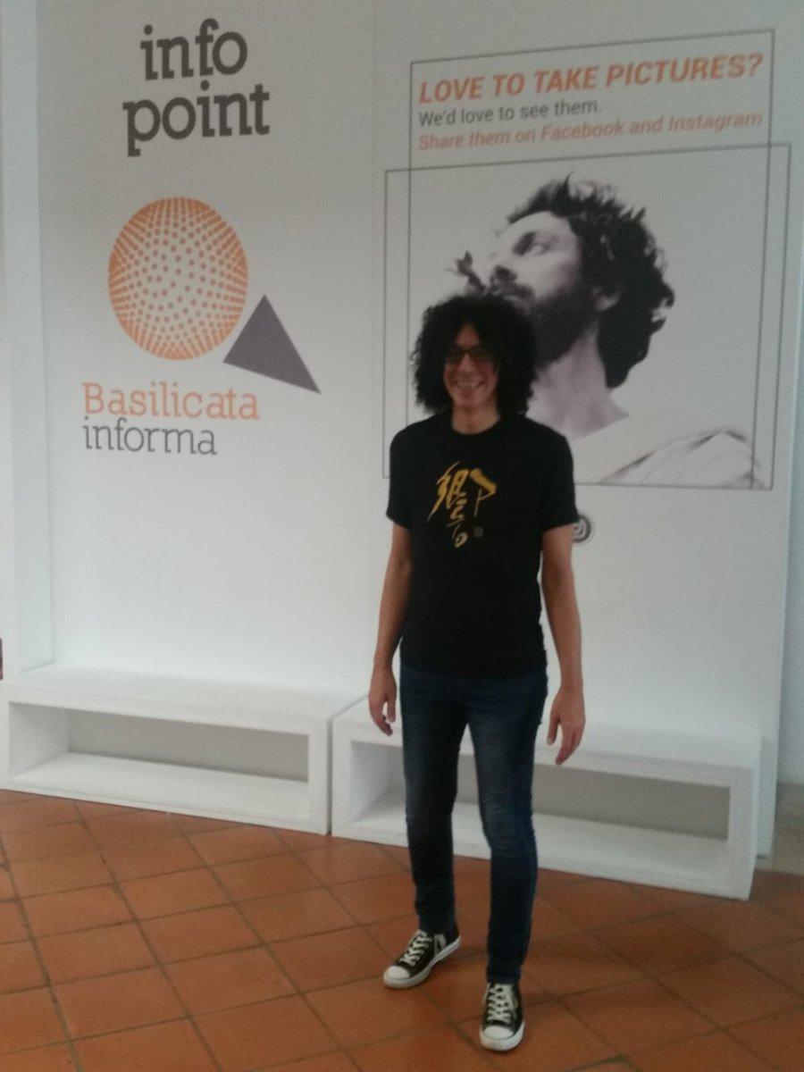 Giovanni Allevi oggi è ospite all'OpenSpace Apt #...