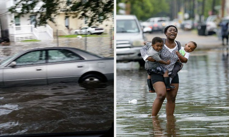 New Orleans, already flooded, threatened by a strong tropical storm #hurricanebarry #hurricaneingulf #NewOrleansflooded #neworleansflooding #NewOrleansHurricane #NewOrleansstrongtropicalstorm #NewOrleansweather #tropicalstormbarry #tropicalstormbarry2019 https://t.co/ACKBWQyS82 https://t.co/wNXawcrVgj