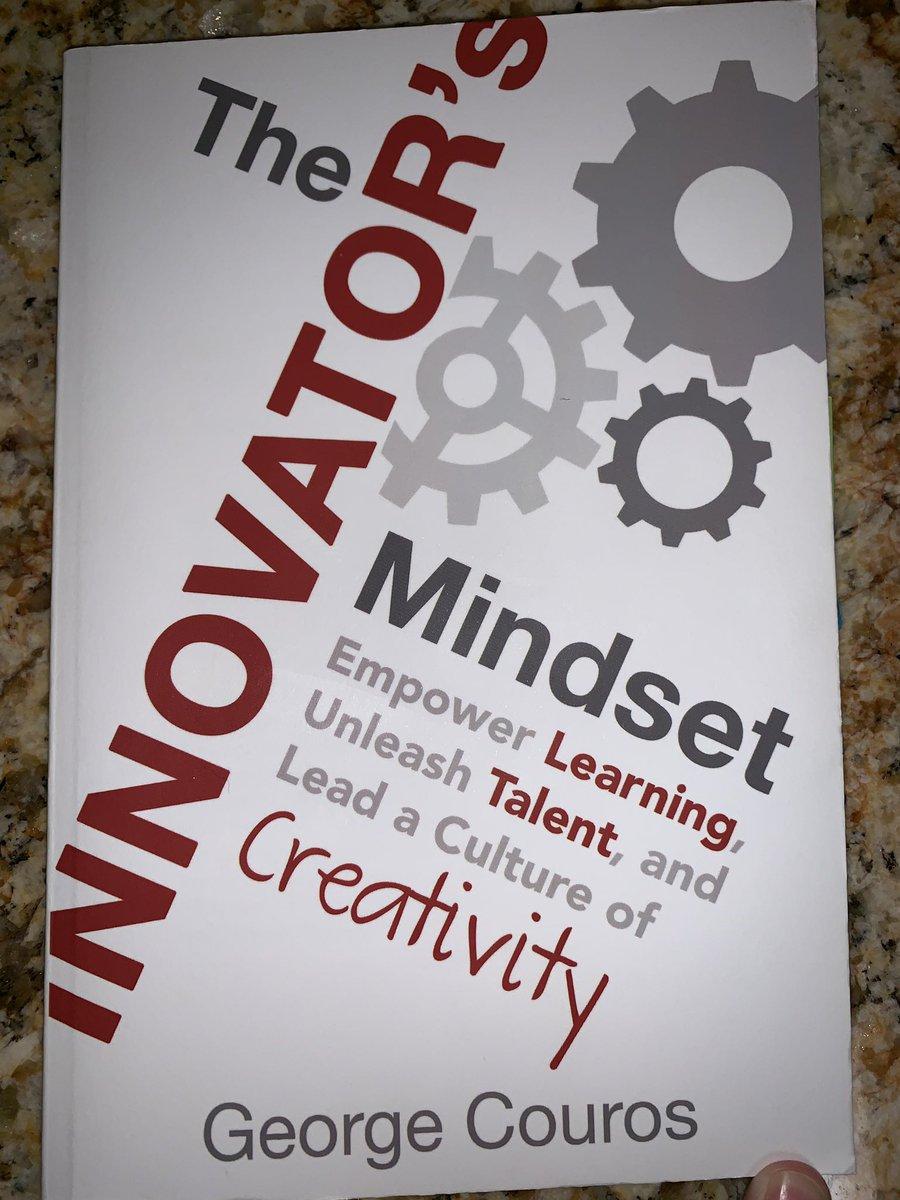 #BHBookStudy #InnovatorsMindset