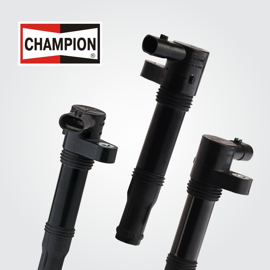 Champion Ignition coil eliminates energy losses in ignition wire & has a compact design . Explore more about it at https://t.co/MPPNe6xn6E #ChampionParts https://t.co/hGCEs8i00b