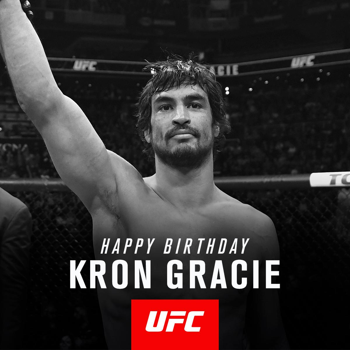 Enjoy your special day.  Happy Birthday @Gracie_Kron! https://t.co/Gv6eUmW08Y