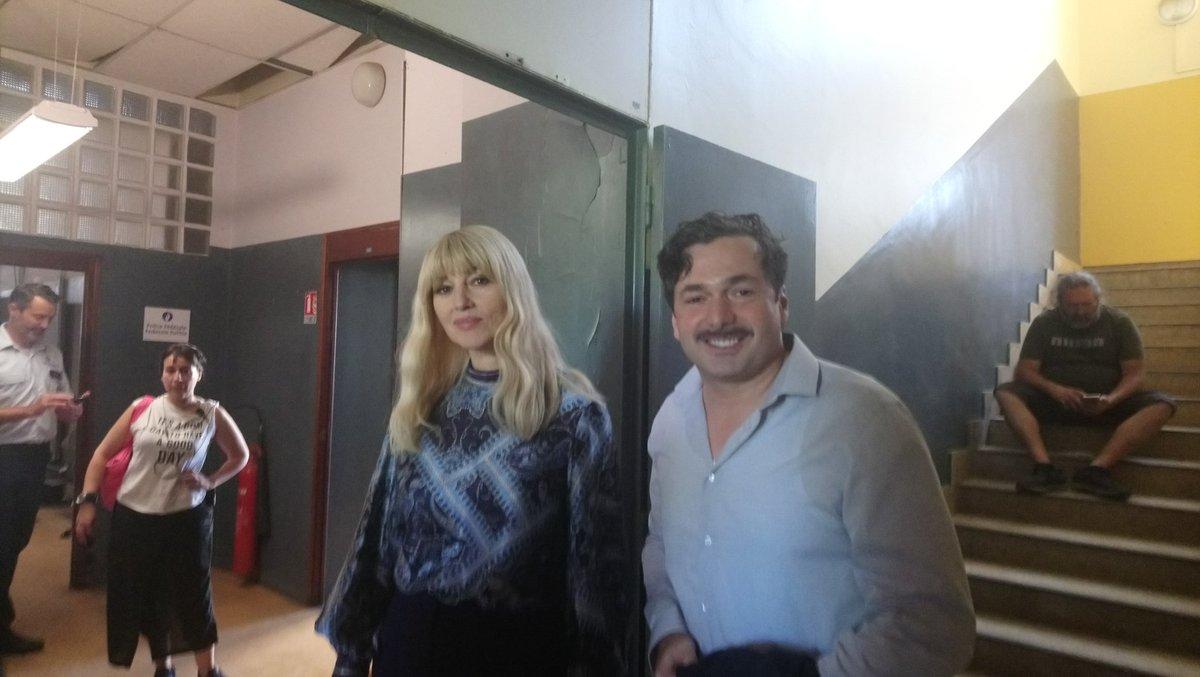 Our new movie🎦with #Monica_Bellucci shooting now in Marseille #The_man_who_sold_his_skin فيلم الرجل الذي باع جلده مع #مونيكا_بيلوتشي  #Saad_Lostan  سعد_لوستان# #Kawthar_Benhinia #كوثر_بنهنيا #أفلام_تونسية   #Syrian_Actors #Tunisian_movies   #анзорей https://t.co/UPAQaiRt4R