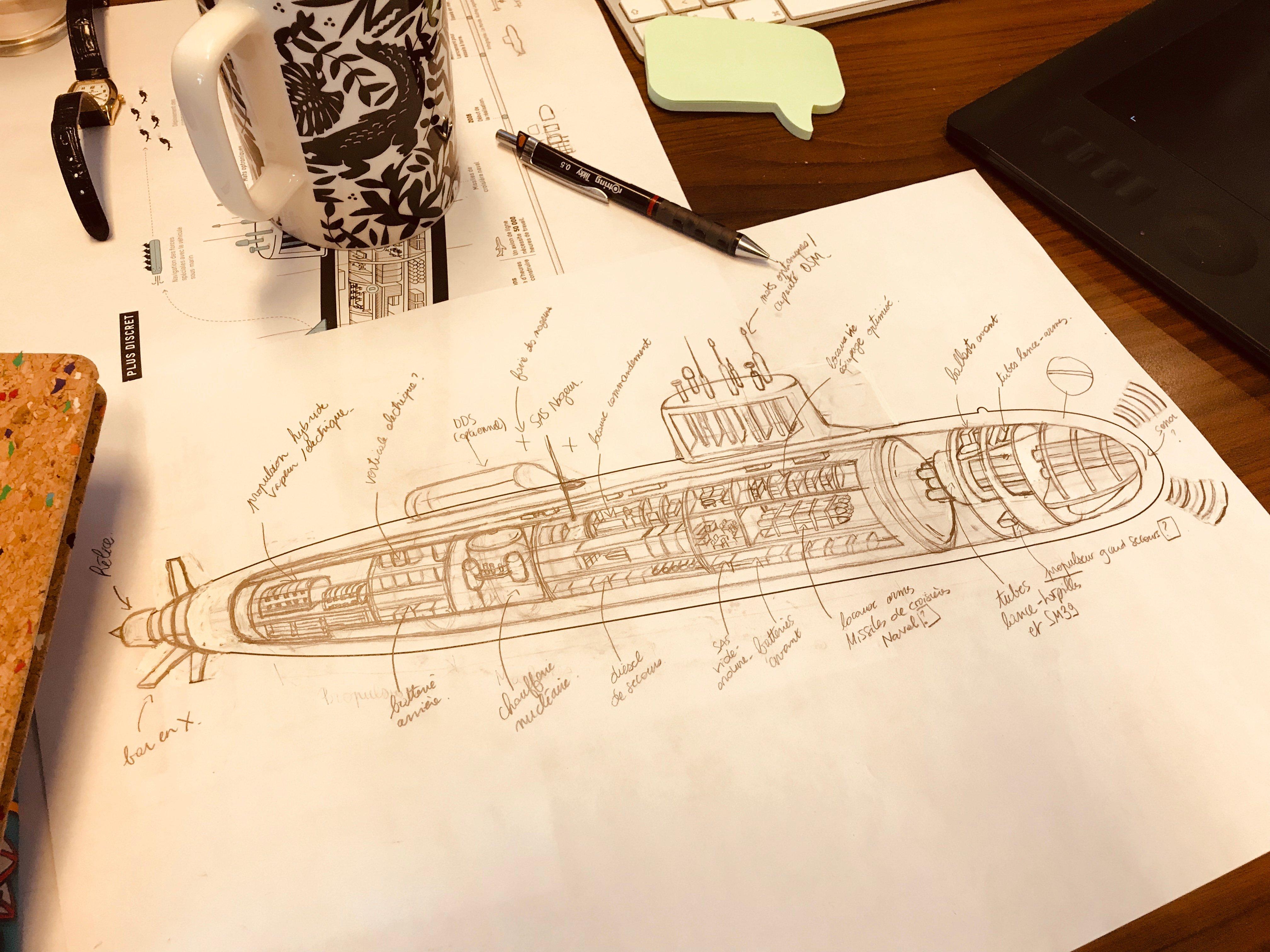 Les futurs sous marins nucléaires d'attaque classe SUFFREN - Page 7 D_McLfzXsAA6JI6?format=jpg&name=4096x4096