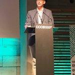 Jörg Stolz #Unil débute son allocution présidentielle sur les théories de la sécularisation à la conférence de la SISR à Barcelone. #SISRBCN19