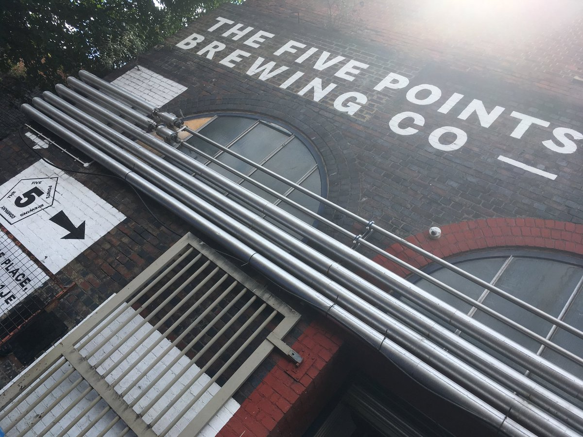 Image for Collab brewing today @FivePointsBrew https://t.co/gqyV9OwCpf