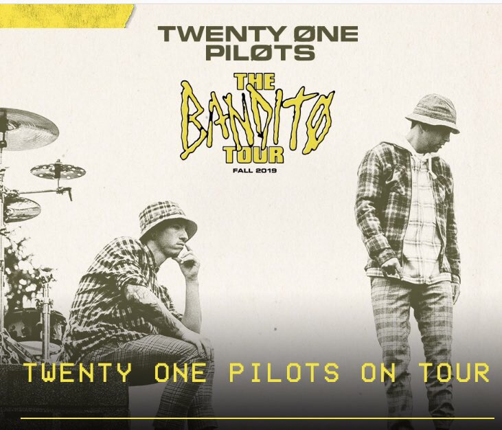 So are we all wearing plaid on plaid on plaid for the fall tour? #banditotour
