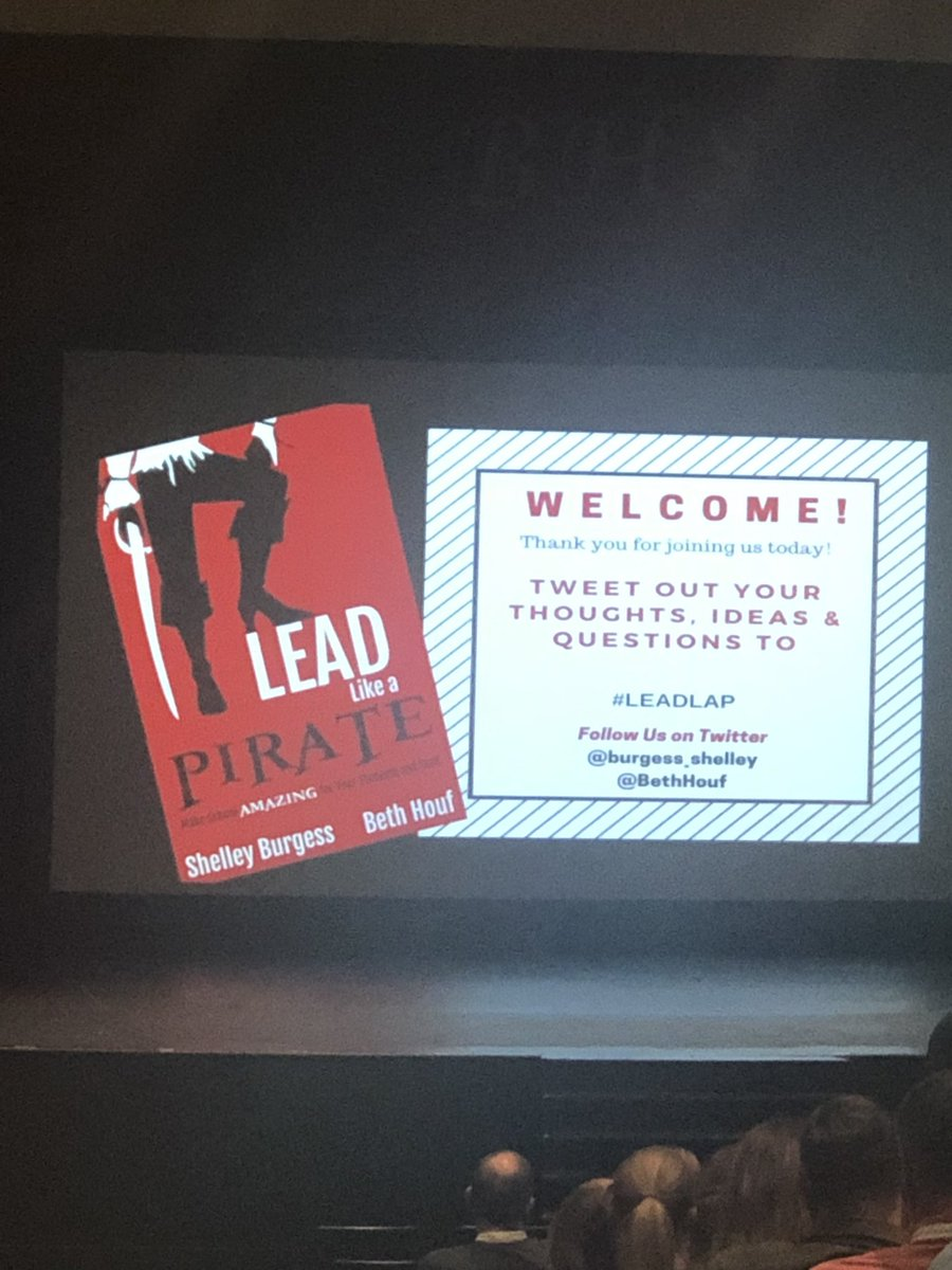 Excited for day 2! #KCSPI19 #LeadLAP @KnoxSchools