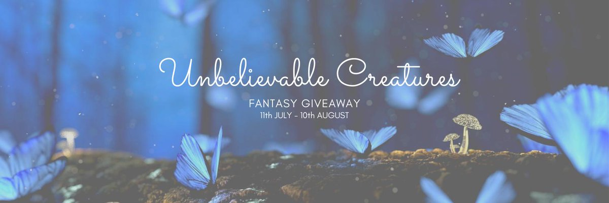 Step into extraordinary with unbelievable creatures! #free #fantasy #book  #giveaway http://bit.ly/2LSBPmV