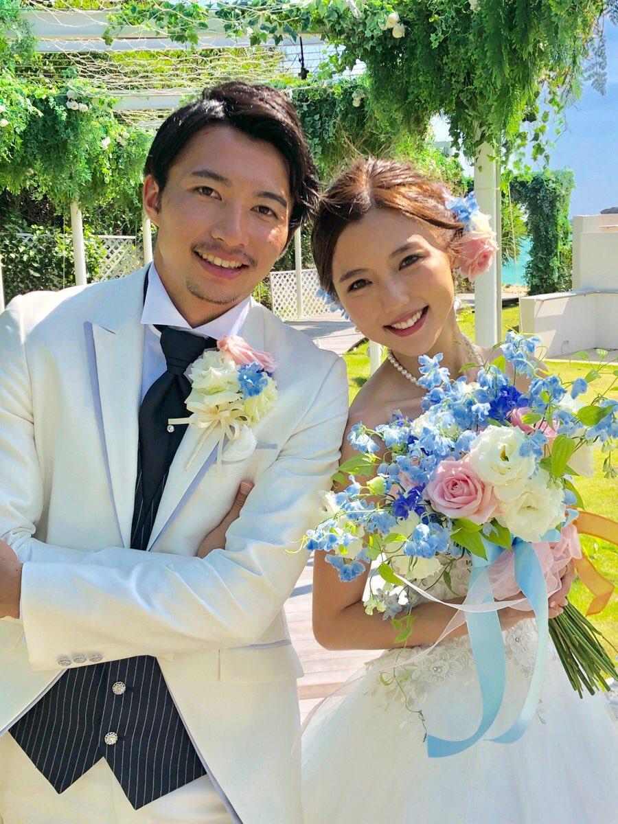 【祝】真野恵里菜&柴崎岳が挙式、ウェディングドレス姿で2ショット写真 「心が落ち着ける家庭を」 祝福コメ続々