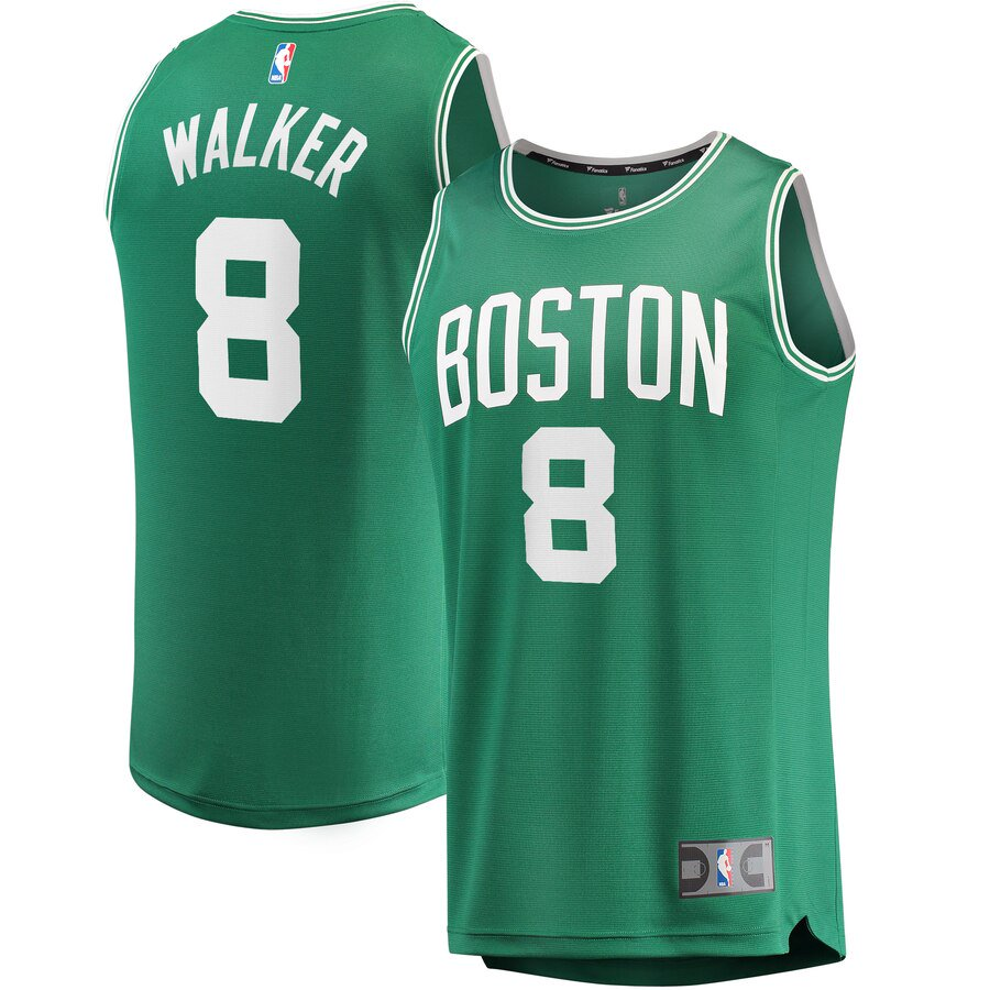 Walk(er) This Way.  @KembaWalker x @celtics jersey now available http://on.nba.com/2G9RABY!