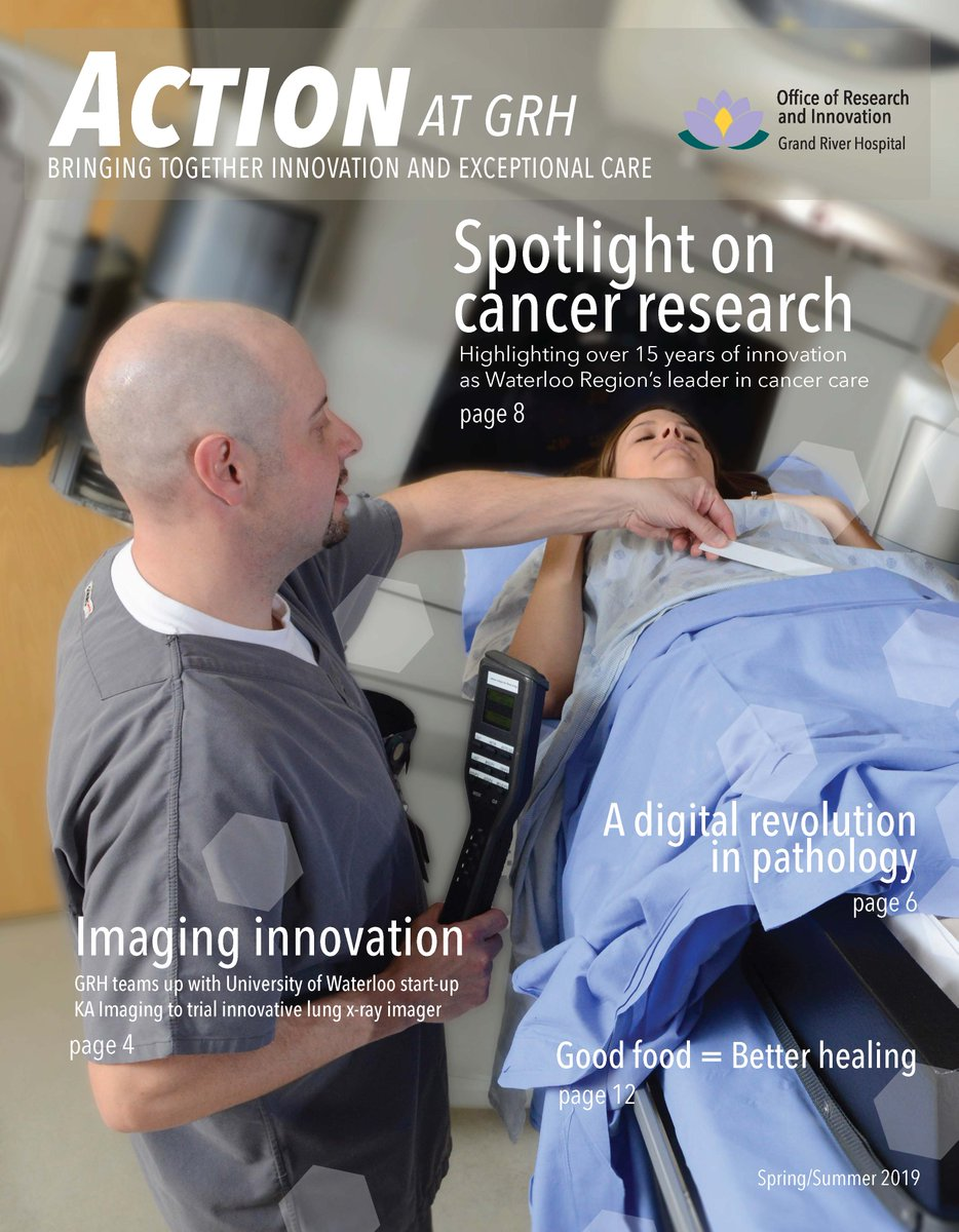 Media Tweets by Research & Innovation at GRH (@GRHresearch