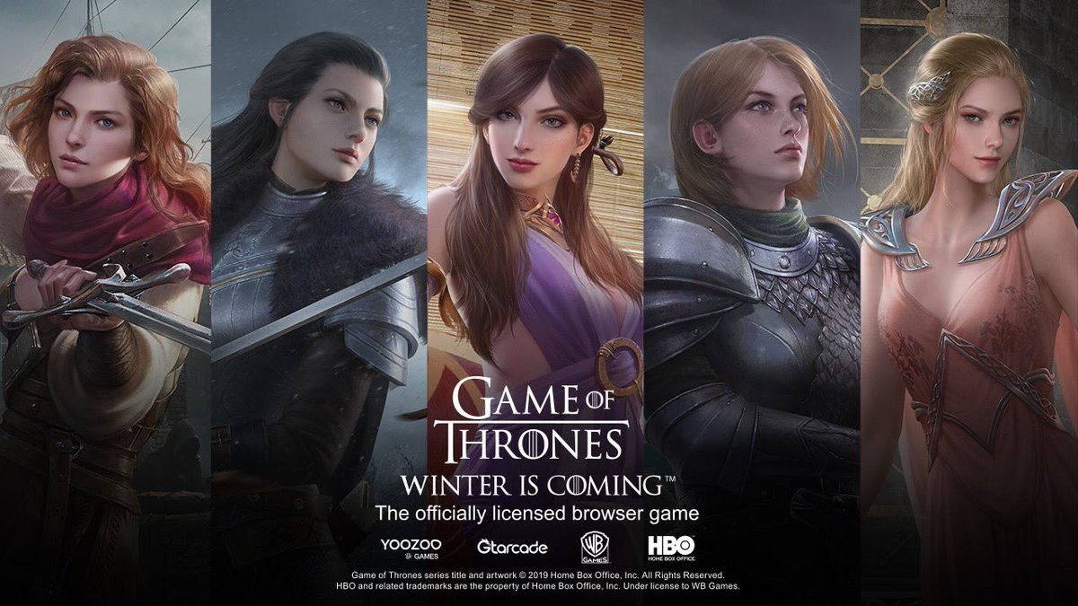 Game Of Thrones Winter Is Coming On Twitter What Do You Think Of The Five New Commanders Added In Our Major Update In May Which One Is Your Favorite And Who Would