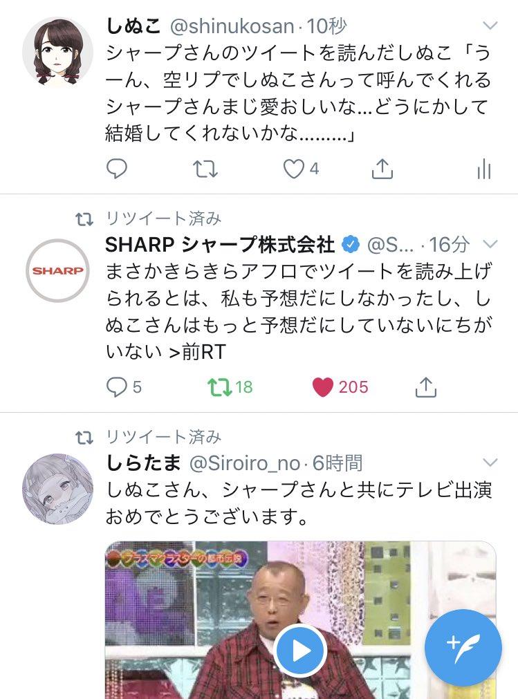 Twitter し ぬこ