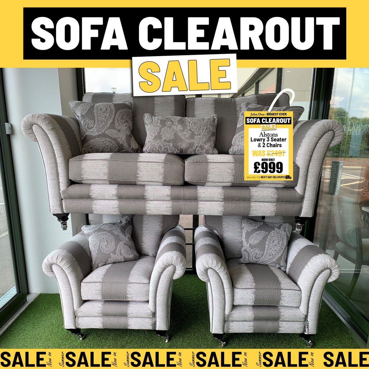 Sofa Clearout We Ve Had