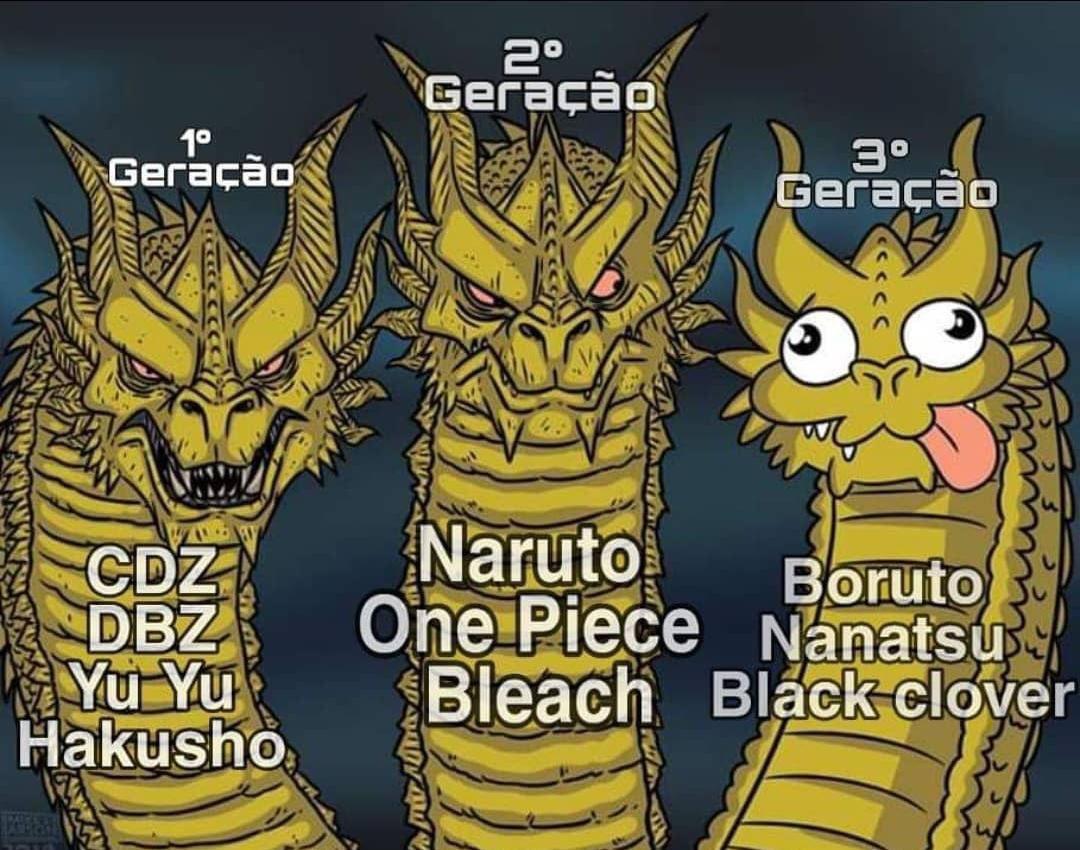 Resultado de imagem para 3 dragões meme