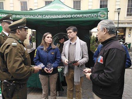 ❄️ Autoridades invitan a disfrutar de las vacaciones de invierno con Programa #ChileSeguro http://ow.ly/8njn50uYzk4