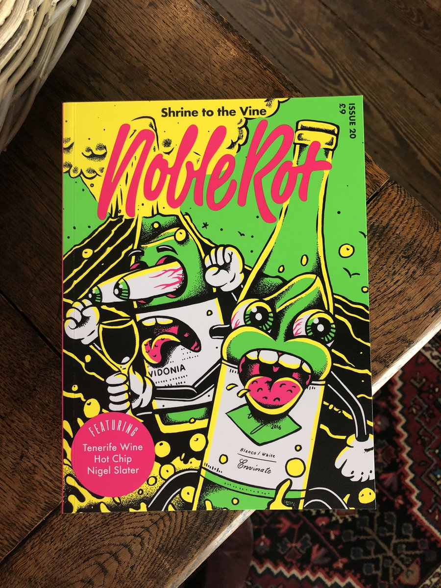 Issue 20 @noblerotmag available in our shop - get yours today #shrinetothevine #shopindependent