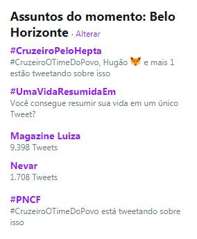 #CruzeiroPeloHepta Photo