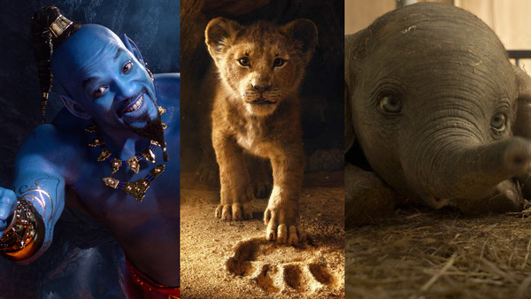#SignsThatYouLiveInThePastAladdin, Lion King and Dumbo in the cinema....WAIT, WHAT?!!?!?