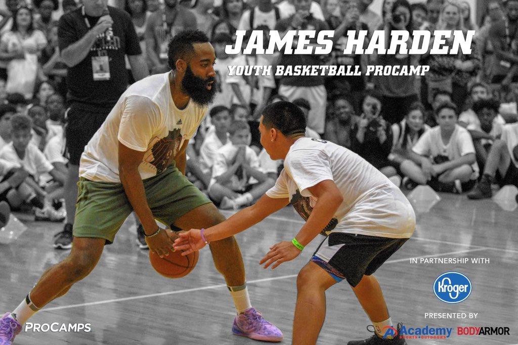 James Harden @JHarden13