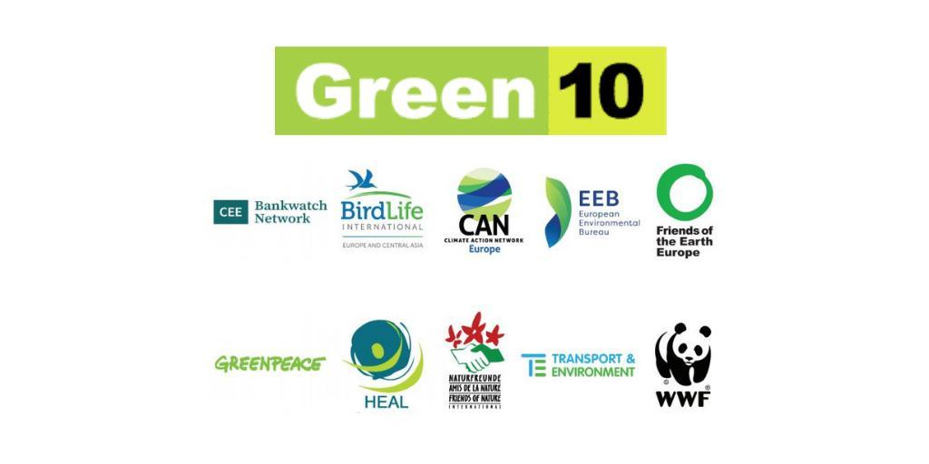 @ceebankwatch @BirdLifeEurope @Green_Europe @CANEurope @foeeurope @HealthandEnv @transenv @WWFEU @NaturfreundeInt